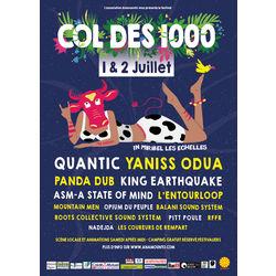 Le Col des 1000 à Miribel-les-Échelles