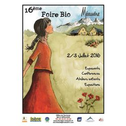 La 16ème Foire Bio de Méaudre ouvre la saison d'été !