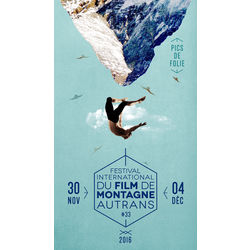 Festival International du Film de Montagne d'Autrans 2016
