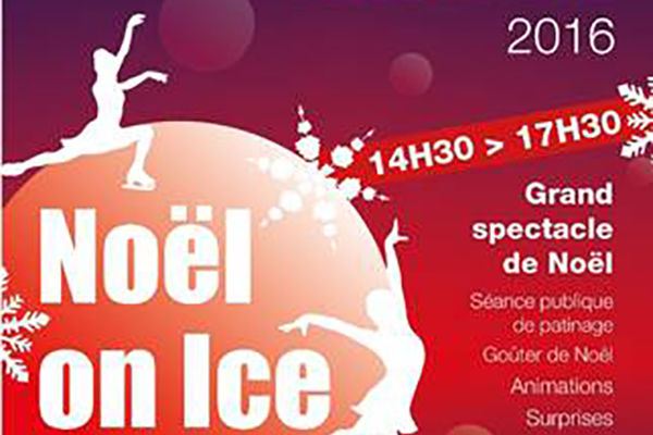 Noël On Ice 2016 à Villard-de-Lans