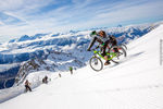 Sarenne Snow Bike 2017 à L'Alpe-d'Huez