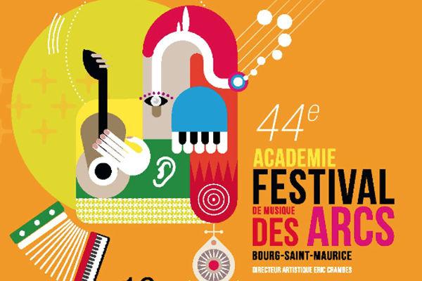 44e édition de l'Académie-Festival 2017 des Arcs