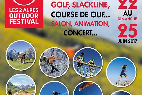 Outdoor Festival Les 2 Alpes
