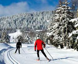Savoie Grand Revard, le site référence du ski nordique