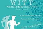Winter SiBo Trail à Chamrousse