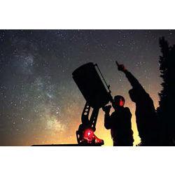 De la piste aux étoiles : station des étoiles St François Sales