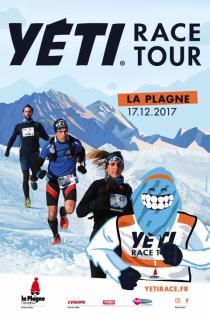 Yéti Race Tour pour un week-end givré à La Plagne
