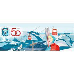 Anniversaire : 50 ans des JO de Grenoble à Chamrousse