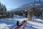 Station du Col de Marcieu, en piste pour la saison d'hiver !