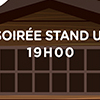 Spectacle de Stand up (humour) à l'Alpe-d'Huez