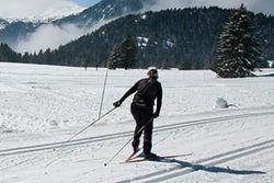 Chamrousse Nordic Park, domaine de ski nordique