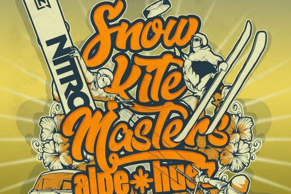 Alpe d'Huez World Snowkite Masters 2018