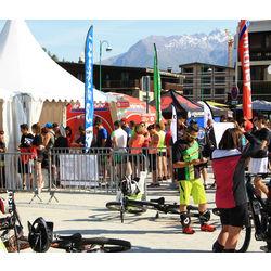 Outdoor Festival 2018 à aux Deux Alpes