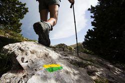 Présence d'un éco-garde du Parc naturel régional du Vercors