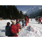 """""""Boule de neige 3/12 ans"""" : Garderie + Repas + Cours de ski"""