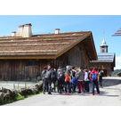 Visite du vieux village du Chinaillon