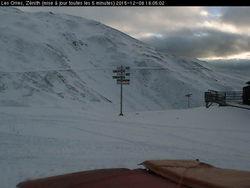 Webcam Les Orres Zenith 2530 m