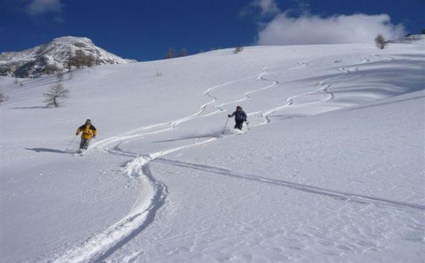 Abriès - ski alpin