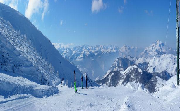 Domaine skiable Ascou-Pailhères