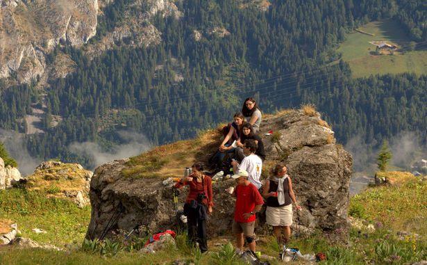 Randonnée pédestre Bernex