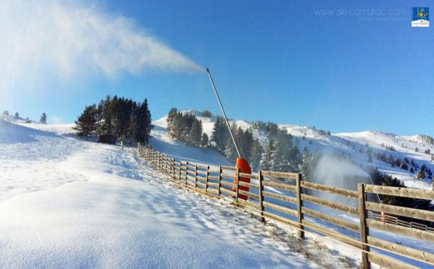 Camurac Ski alpin
