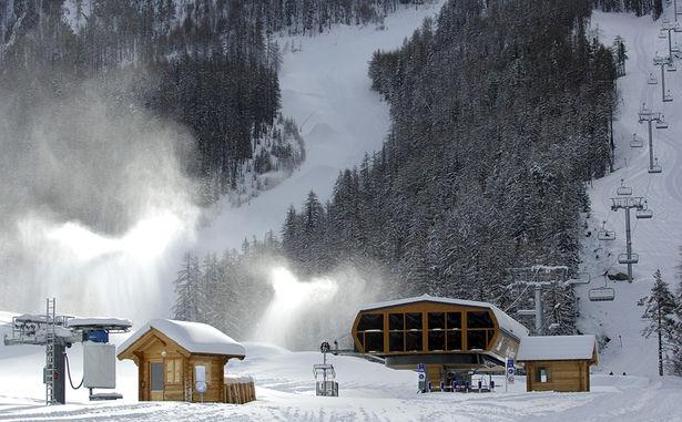 Ceillac - Ski de piste