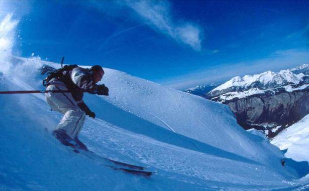Chapelle d'Abondance - Ski Alpin