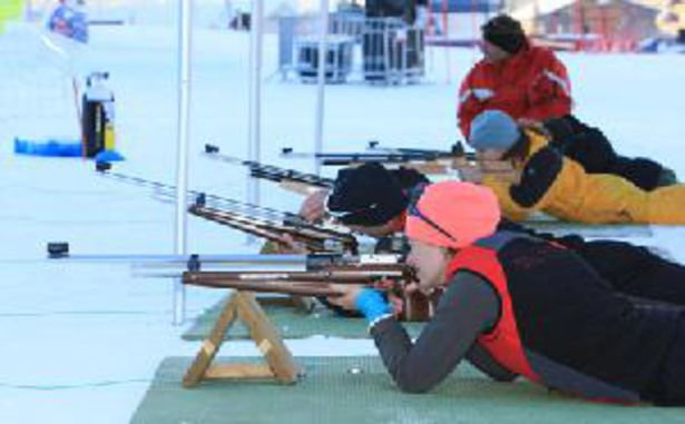 Chapelle d'Abondance - Biathlon