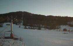 Webcam Départ des pistes de ski alpin d'Ancelle Ancelle