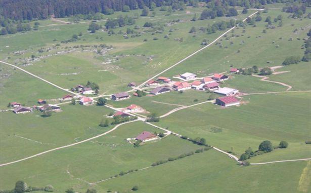 La Chaux de Gilley - Village