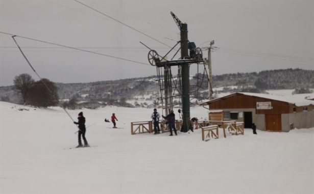 La Chaux de Gilley - Ski de piste