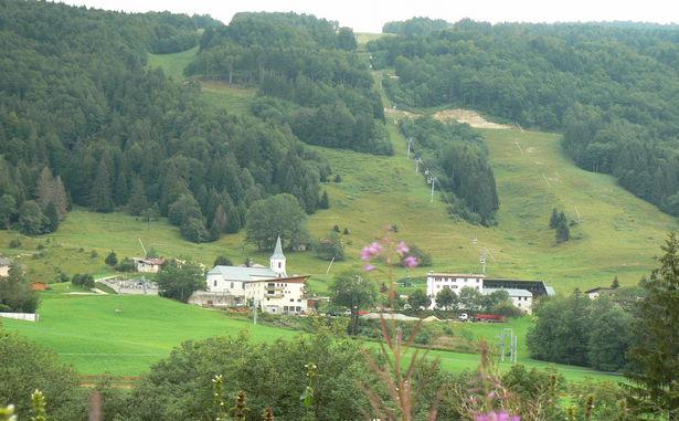 Crozet-Lélex - Lélex Village