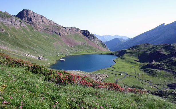 Gourette - Eaux-Bonnes - Lac d'Anglas