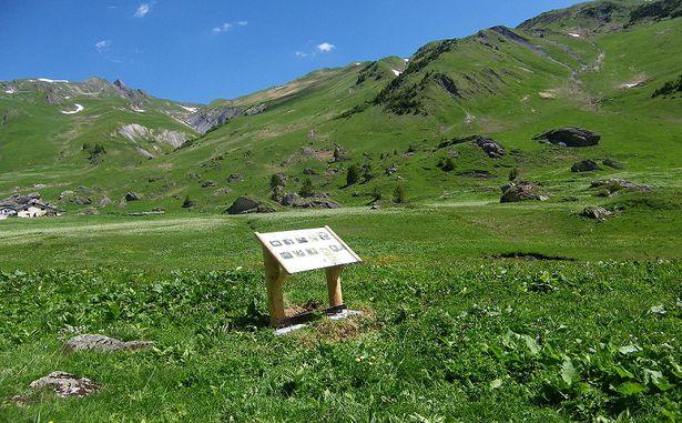 Granier - Sentier botanique
