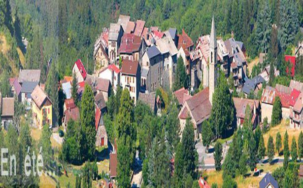 La Colmiane - Village