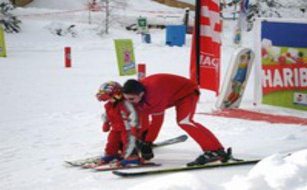 La Colmiane - Ecole de ski Enfant