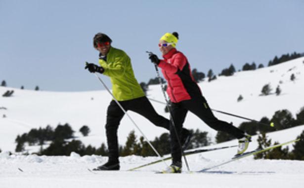Le Chioula - Ski de fond