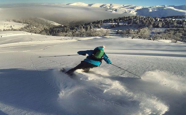 Hautacam - Ski alpin