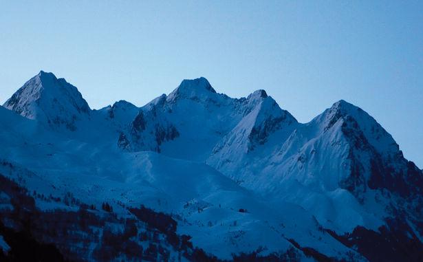 Val Louron - Montagnes