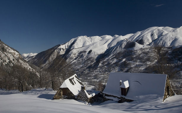 Val Louron - Paysage