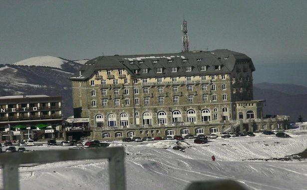 Superbagnères - Grand Hôtel