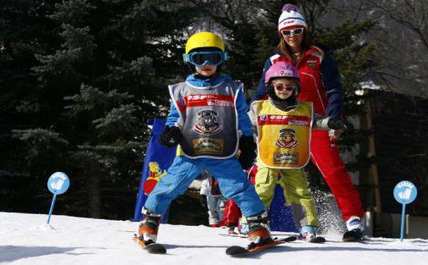 Superbagnères - Ecole de ski
