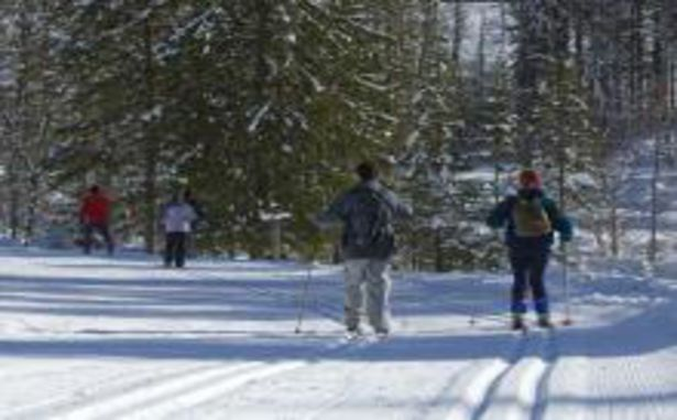 Sixt Fer à Cheval - Ski de fond