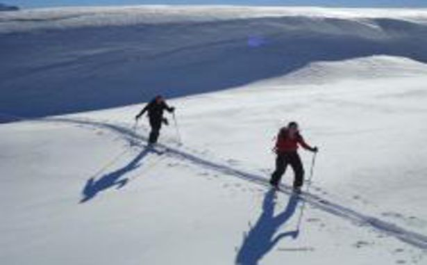 Sixt Fer à Cheval - Randonnée à ski