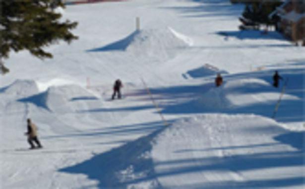 Schnepfenried - Snowpark