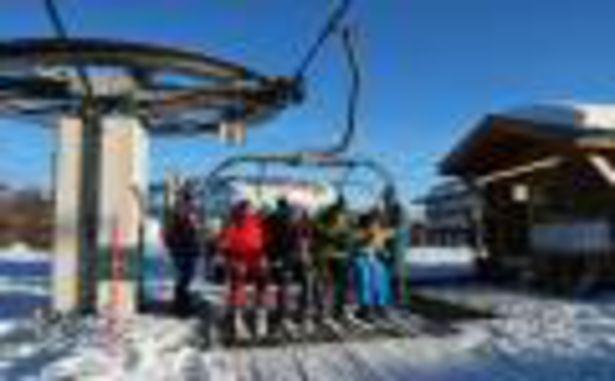 Savoie Gand Revard - Télésiège La Féclaz