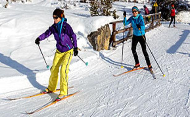 Névache - Ski de fond