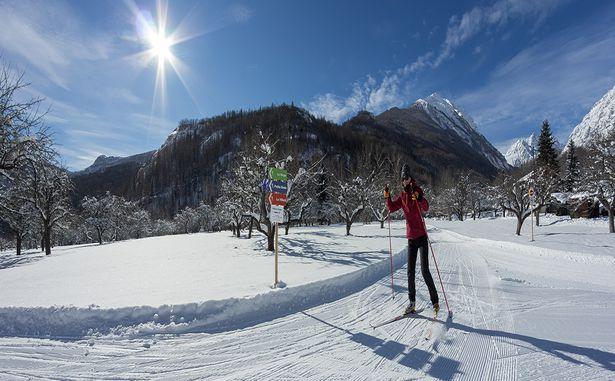 Pelvoux-Vallouise - Ski de fond