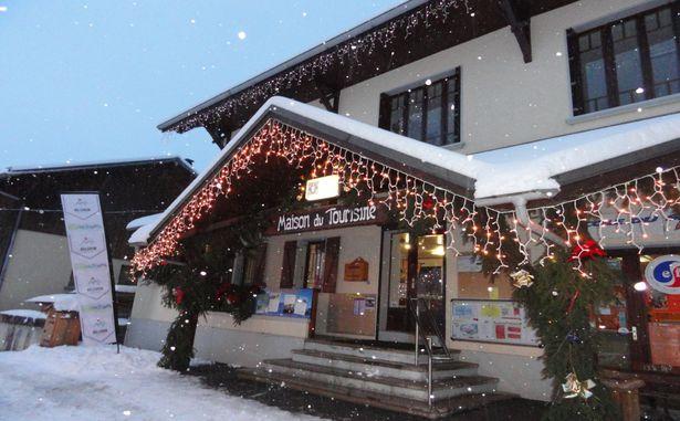 Haut-Giffre - Office du tourisme