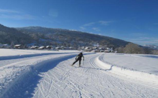 Haut-Giffre - Ski nordique